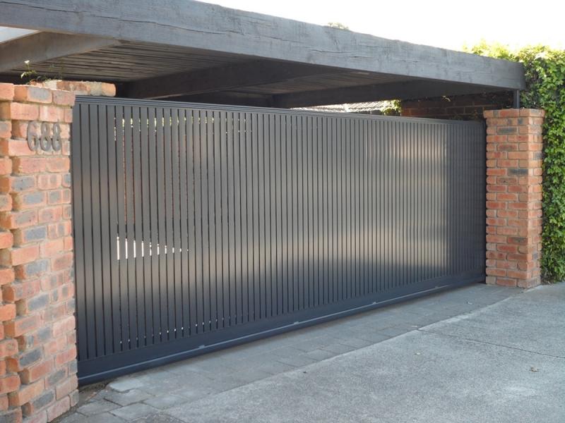 Comprar Portão de Aço para Garagem Parque São Rafael - Portão em Aço Comércio