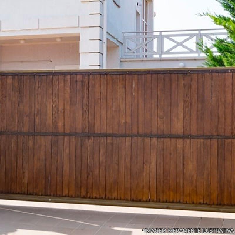 Loja de Portão Automático Parque Bandeirantes - Portão Automático