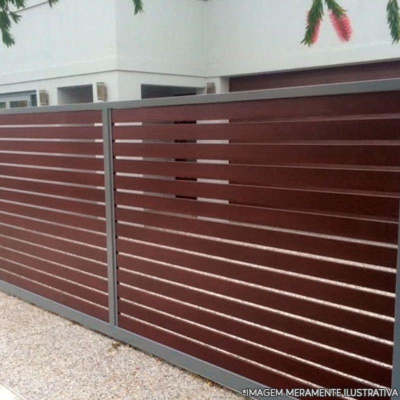 Portão Automático para Garagem Preços Jardim São Francisco - Portão Automático