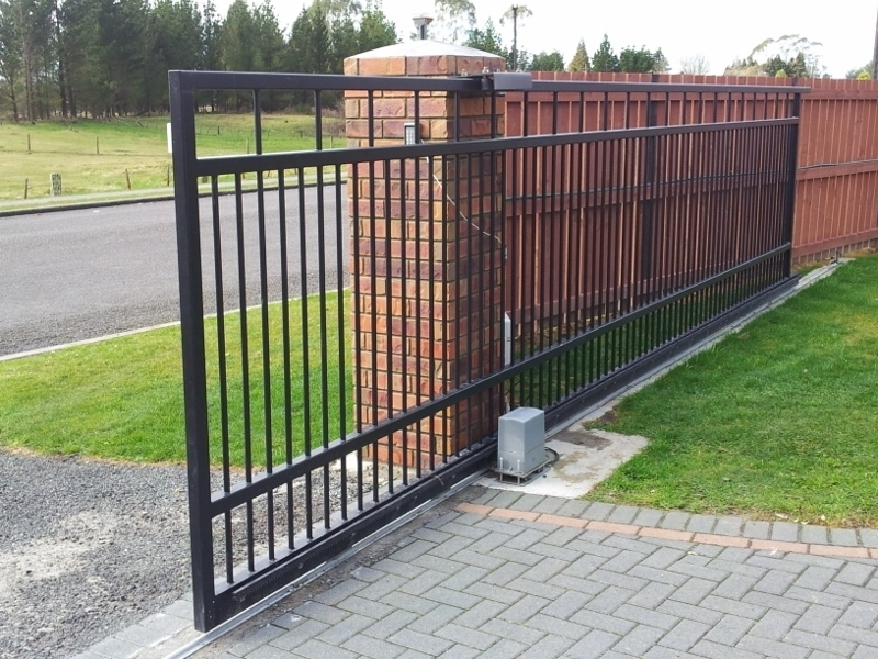 Portão em Aço Conjunto Promorar Rio Claro - Portão de Aço para Garagem