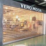 empresa de porta de aço para loja Jardim Vera Cruz