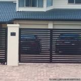 onde vende portão automático aço galvanizado Rudge Ramos