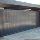 onde vende portão automático para garagem Jardim Calux11