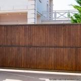 onde vende portão garagem aço Jardim Esther