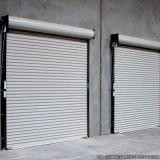 porta automática em aço Ferrazópolis