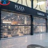 porta de aço comercial valores Jardim Pilar