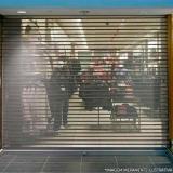 porta de aço perfurada orçamento Vila Lusitânia