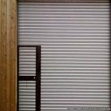 porta de enrolar com portinhola orçamento Jardim Santa Adélia