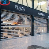 porta de loja automática para comprar Jardim Pilar
