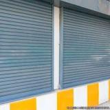 porta de loja automática Vila América
