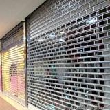 porta de loja de enrolar Parque São Rafael