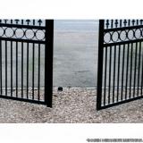 portão automático duas bandas Jardim Pilar
