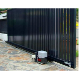 portão de aço valor Vila Rosa