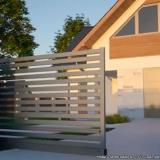 portão garagem aço valor Jardim Utinga