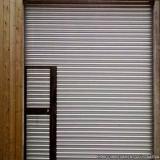 portas de aço reforçado Piraporinha