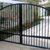 portão automático duas bandas